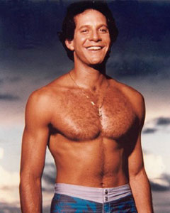 ... I'm embarrassed to find attractive - Steve Guttenberg and Jason Behr.